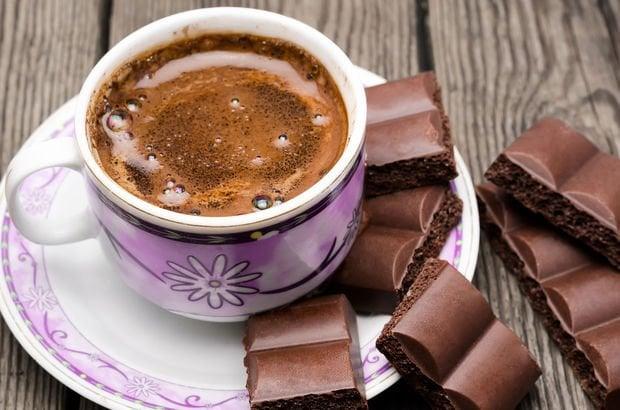 Kahve ve Çikolatanın Muhteşem Yararları