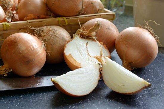 Kansere karşı yarım soğan