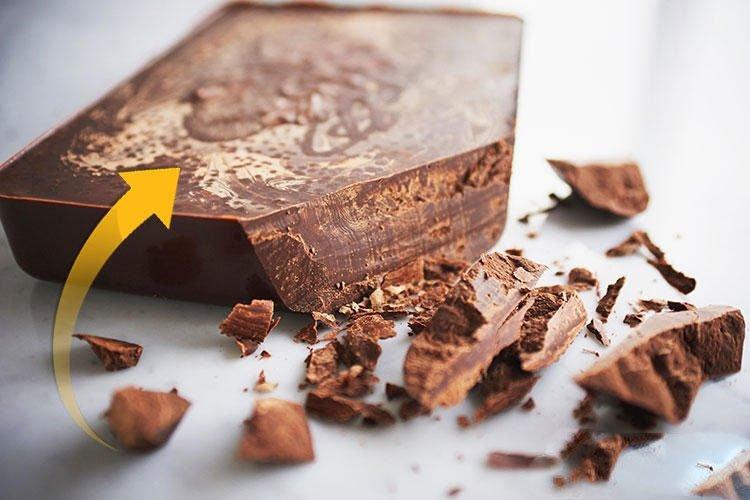 Şayet yediğiniz çikolatalarda bu kirler varsa…