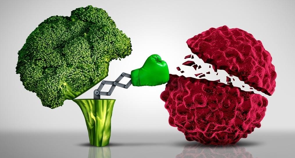 Kanserle gayret eden yiyecekler