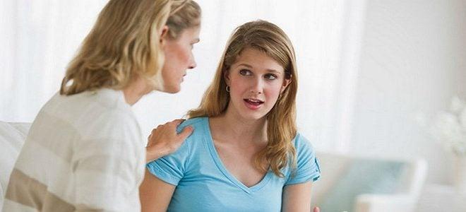 Kızlarda ergenlik bulguları