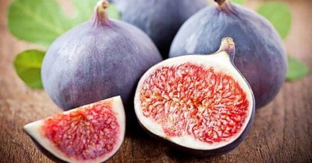 Kalsiyum zengini fantastik yiyecek incirin bu özelliğini dinleyince çok afallayacaksınız…