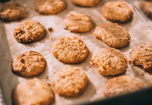 Darı gevrekli kurabiye tanımı