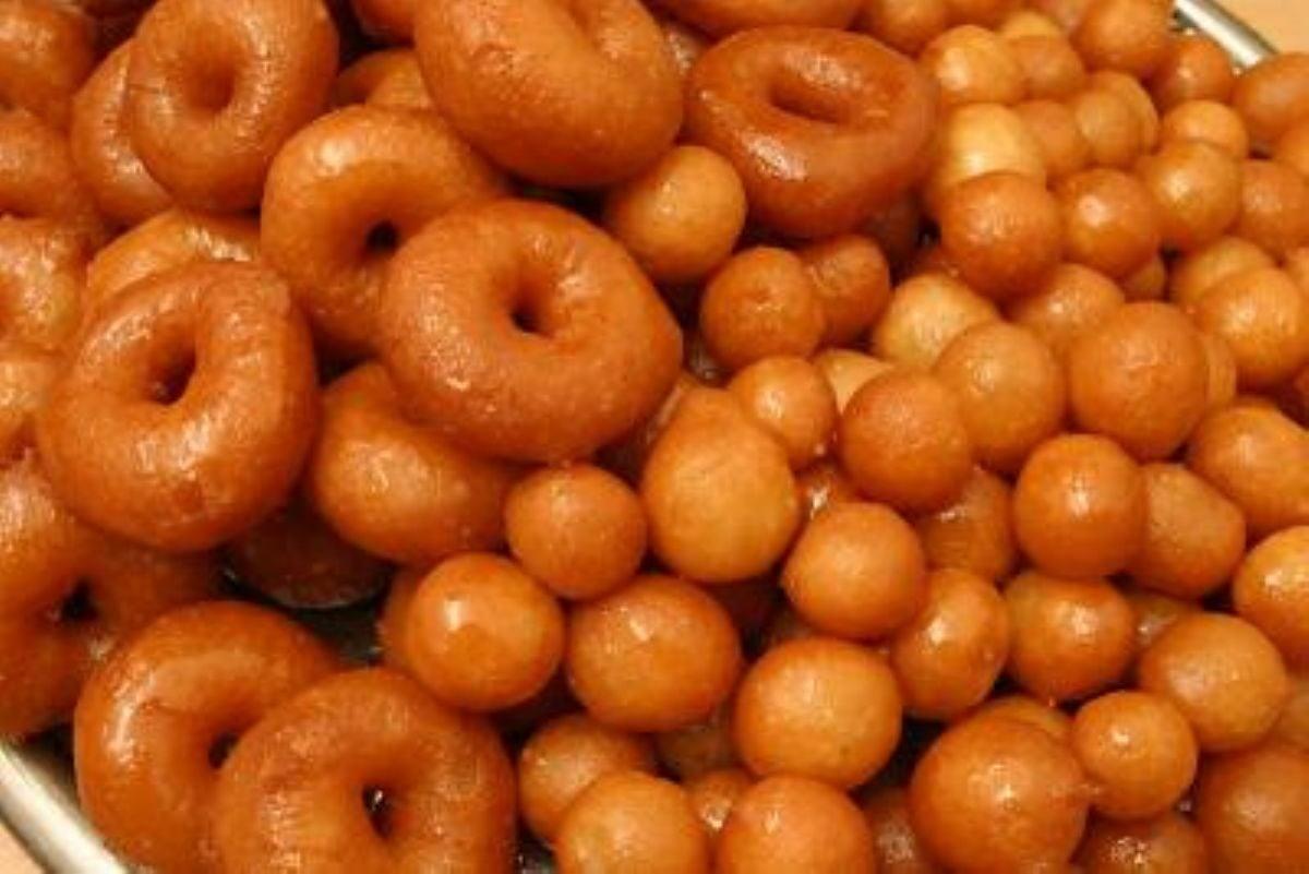 Son günlerin en popüler lezzeti lokma bakın kaç kalori