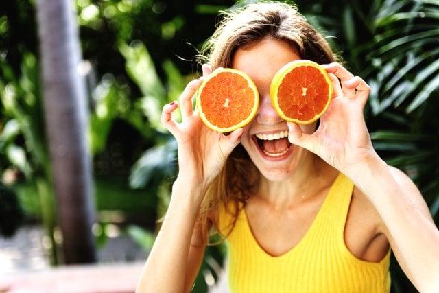 Göz Sağlığınız İçin Sarı Ve Turuncu Gıdalar Tüketin
