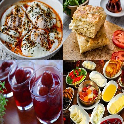 Ramazan'ın 4. Gün Sahur Menüsü