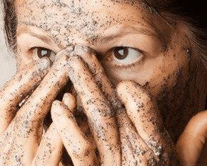 7 Gün Boyunca Yüzünüzü Kahve Çekirdekleri İle Temizlerseniz Ne Olur ? Sonucuna Şaşıracaksınız