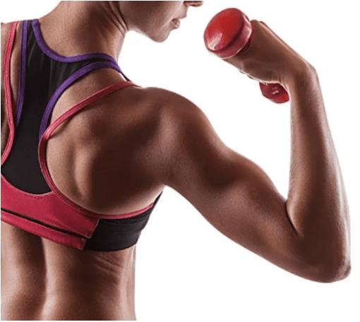 Kadınların Kaslı ve Güzel Vücuda Sahip Olması İçin 14 Egzersiz