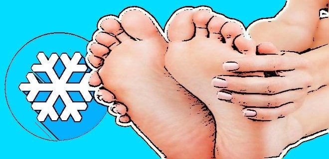 Elleriniz ve Ayaklarınız Daima Soğuk İse Bu Hastalık Olabilir