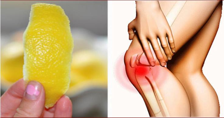Limon Kabuğu Eklem Ağrılarınızdan Kurtulmanıza Yardımcı Oluyor