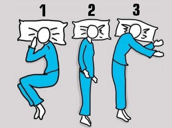 Uyuduğunuz Şekil Kişiliğiniz Hakkında Çok Şey Söylüyor