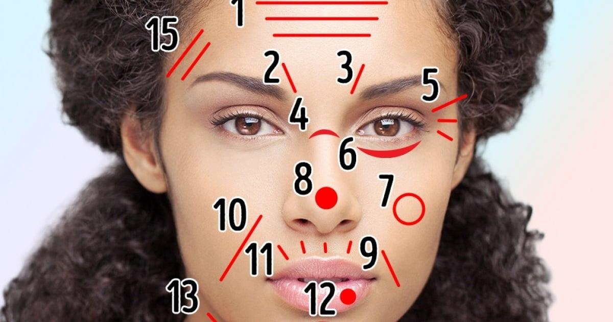 Yüzünüzdeki Kırışıklık Sağlığınız Hakkında Neler Söylüyor