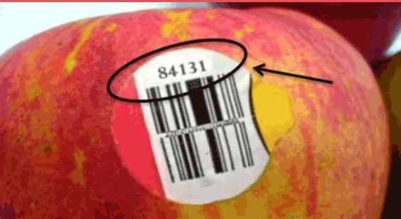 Meyve Ve Sebze Alırken Üstündeki Etiketine Bakmadan Sakın Almayın Neden Mi