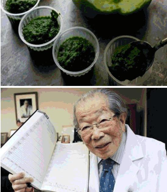 104 Yaşındaki Kanser Uzmanı Şans Eseri Kanseri Yok Eden İçecek Keşfetti