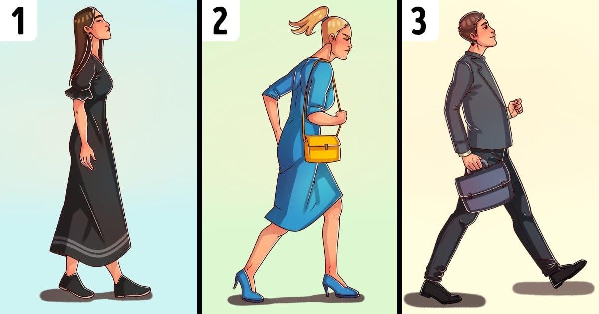 Yürüyüş Şekliniz Kişiliğiniz Hakkında Ne Diyor