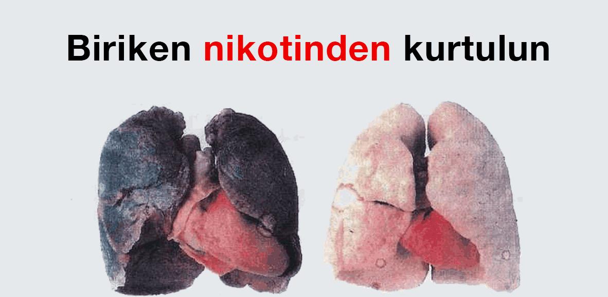 Bu Maddeyi Portakal Suyu İle Karıştırın Vücudunuzdaki Nikotinden Kurtulun
