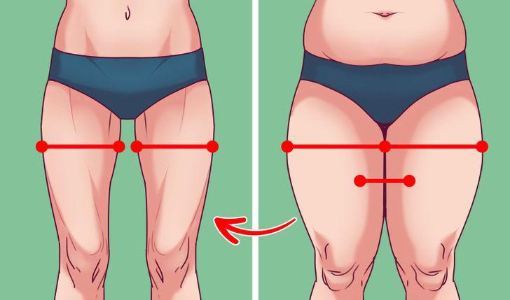 Vücudunuzu Gençleştirmenize Yardımcı Olabilecek Yeni Bir Yağ Yakıcı Bacak Egzersizi