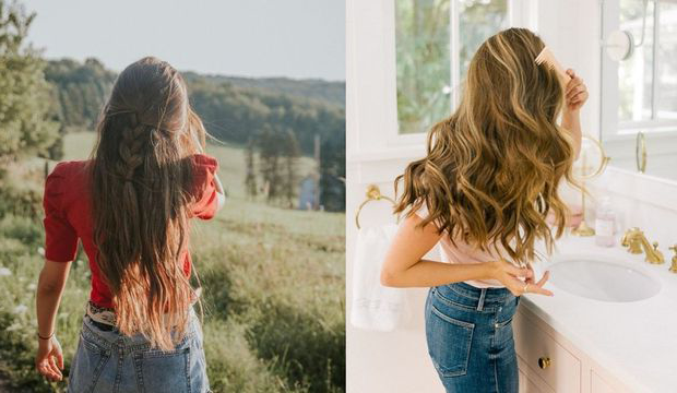 Artık para harcamaya Son Saçlarınızın Hızlı Uzamasını istiyorsanız işte size doğal yol