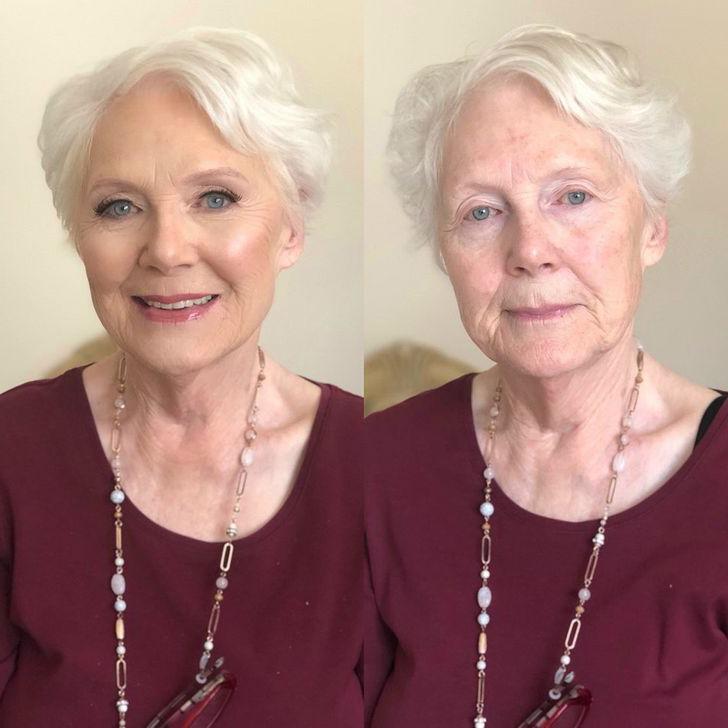 Makyaj Plastik cerrahiden daha Etkili 12 yaş daha genç görüneceksiniz