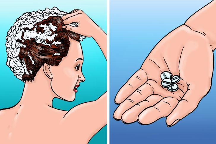 Kimyasal Kullanmadan Kepeği Durdurmanın Etkili yolu