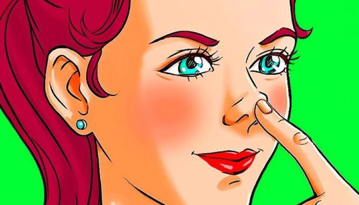 Burnumuzun Soğuk Olmasının Çok İlginç Bir Nedeni Varmış