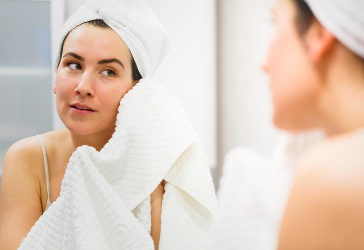 Yüzünüzü Havlu İle Silmeyin Neden mi